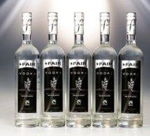 Une vodka équitable en France ?