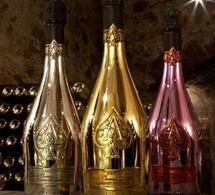 Nouvel ambassadeur France pour le champagne Armand de Brignac