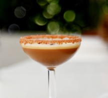 Cocktail Signature « The Coffee Time » by Jennifer Le Nechet