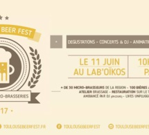 Toulouse Beer Fest 2017