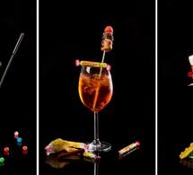 Cocktails régressif au Grand Bistro et à l'Auberge du Moulin Vert