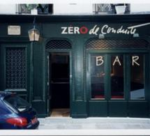 Zéro de Conduite, bar insolite