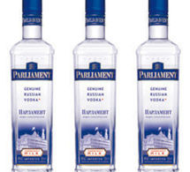 La vodka Parliament arrive en France