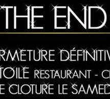 L'ETOILE Paris s'éteint. This is the END :(