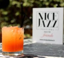 Cocktail « Jazz It Up » à l'Hotel Ellington de Nice