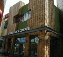 Le 50 ème Starbucks Coffee implanté à Disneyland Paris