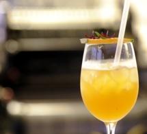 Cocktail Signature « Tierra Nueva » by Gauthier Zucco