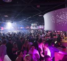 le Palais (Cannes) : plus grande boîte de nuit éphémère en France