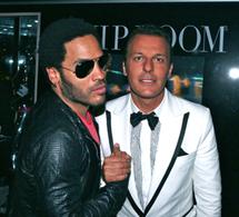 """Jean-Roch ouvre les portes du VIP ROOM St Tropez à l'émission""""Sept à Huit"""" de TF1"""