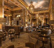 Réouverture de l'Hôtel de Crillon à Paris : le bar Les Ambassadeurs