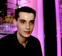 Norman, bartender au Bound - Paris