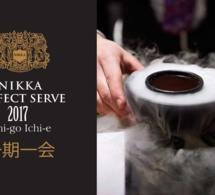 Nikka Perfect Serve 2017 : finale internationale le 4 décembre