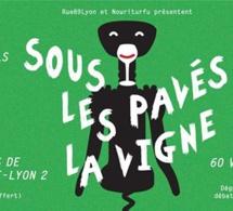 Sous les Pavés la Vigne 2017 à Lyon