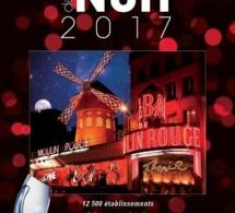 Les Trophées de la Nuit 2017 au Moulin Rouge