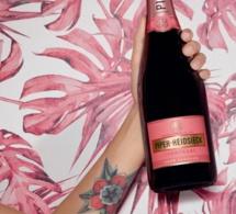 Rosé Sauvage by Piper-Heidsieck