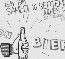 Salon de la bière 2017 by Julhès Paris