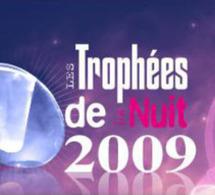 Les Trophées de la Nuit 2009 au Palace le 23 novembre