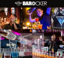 Finale locale du BAROCKER 2017-2018 au Hard Rock Cafe Paris