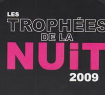 Trophées de la Nuit 2009 au Palace : les résultats