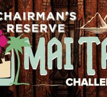 Finale France du Chairman's Reserve Mai Tai challenge