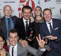 Les 50 meilleurs bars du monde en 2017