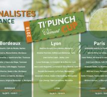 Concours Ti'Punch Cup Rhum Clément 2018 : les finalistes en région