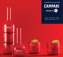 Fêtes de fin d'année 2017 : Coffret Collector Campari design by 5.5