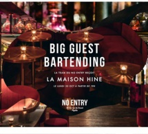 Big Guest Bartending : Cognac Hine au No Entry à Paris