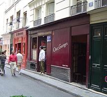 Chez Georges, institution du quartier Saint-Germain