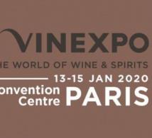 Vinexpo débarque à Paris en 2020