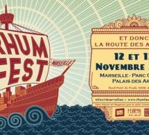 Rhum Fest Marseille 2017 : les cocktails du Ferry Bar