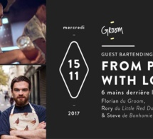 Guest Bartending : Episode 3 - From Paris with Love à Lyon