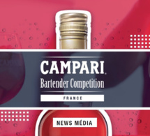 Campari Bartender Competition France 2017 : les 10 demi-finalistes