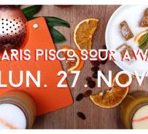 Pisco Sour Awards 2017 au 1K Paris
