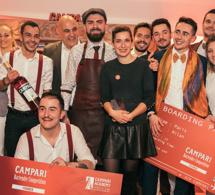 Campari Bartender Competition 2017 : Henri Lunelli remporte la finale France !