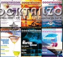 Le magazine Cocktailzone fête ses 4 ans