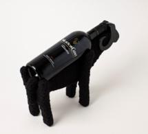Porte-bouteille sur-mesure by Mouton Cadet
