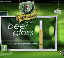 Heineken : nouvelle vidéo virale autour de la Saint Valentin