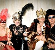 Les Ambassadeurs au Carnaval de Venise