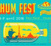 Rhum Fest Paris 2018 : l'affiche dévoilée