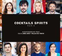 Cocktails Spirits Paris 2018 au Palais de Tokyo
