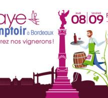 Blaye au Comptoir 2018 à Bordeaux