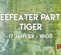 Beefeater x Tiger