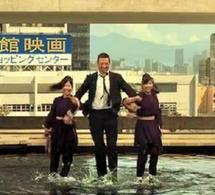 Hugh Jackman en rythme avec Lipton