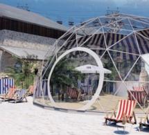 Pastis'Odrome 51 : la plus haute plage du monde