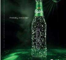 """Probably irresistible"" par Carlsberg"