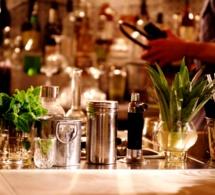 Les spiritueux les plus utilisés dans la réalisation de cocktails classiques, classement 2018