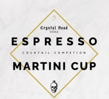Crystal Head Vodka Espresso Martini Cup 2018