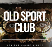 Infosbar Inside Nice : Old Sport Club, le 1 er bar caché de Nice