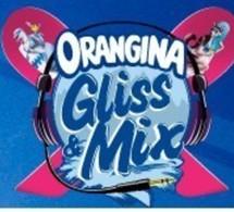 Orangina Gliss Mix au Grand Palais